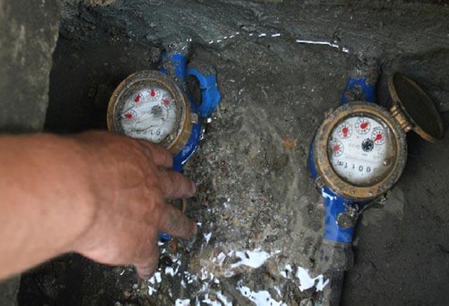 Αποτέλεσμα εικόνας για σφραγιση παροχων υδρευσης