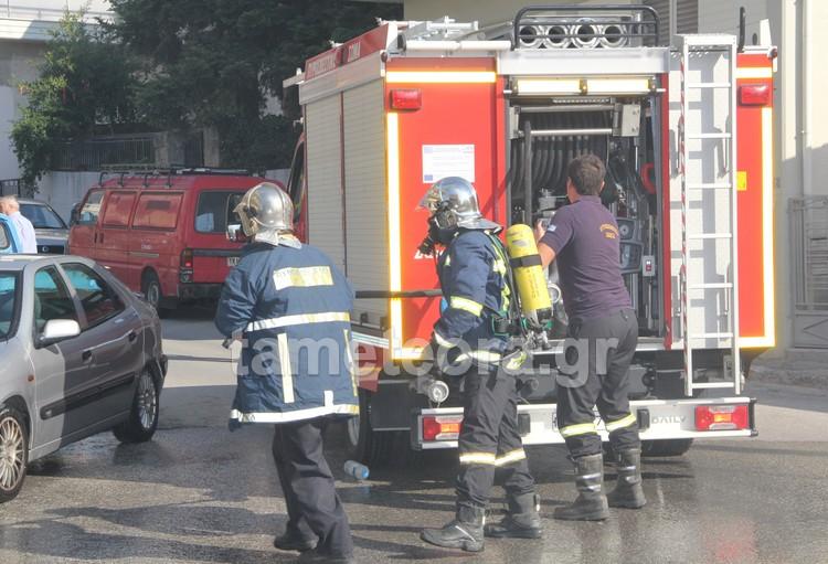 3f26b21ac1a Φωτιά σε βιοτεχνία εσωρούχων της Καλαμπάκας | TaMeteora.gr