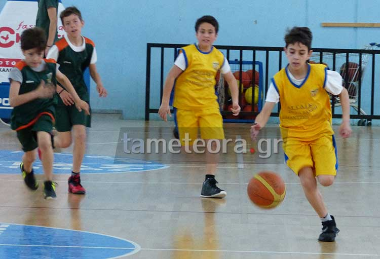 Ακαδημία μπάσκετ ΑΟΚ