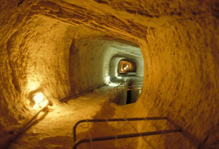Ευπαλίνειο τούνελ