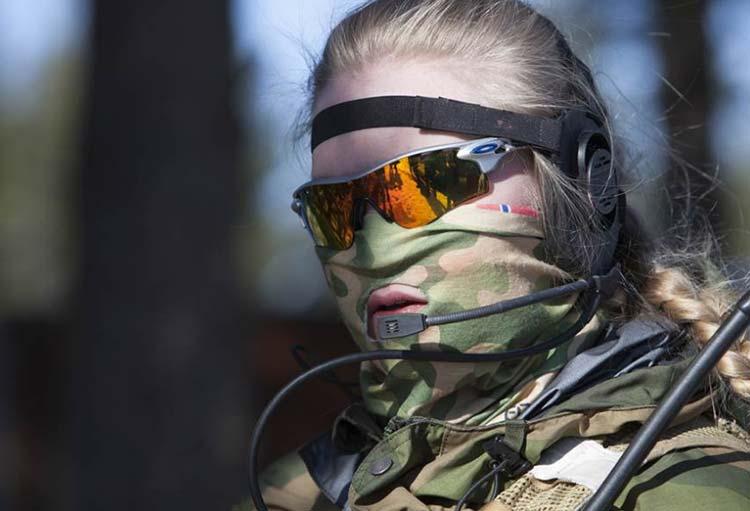 Νορβηγία γυναίκες ειδικές δυνάμεις