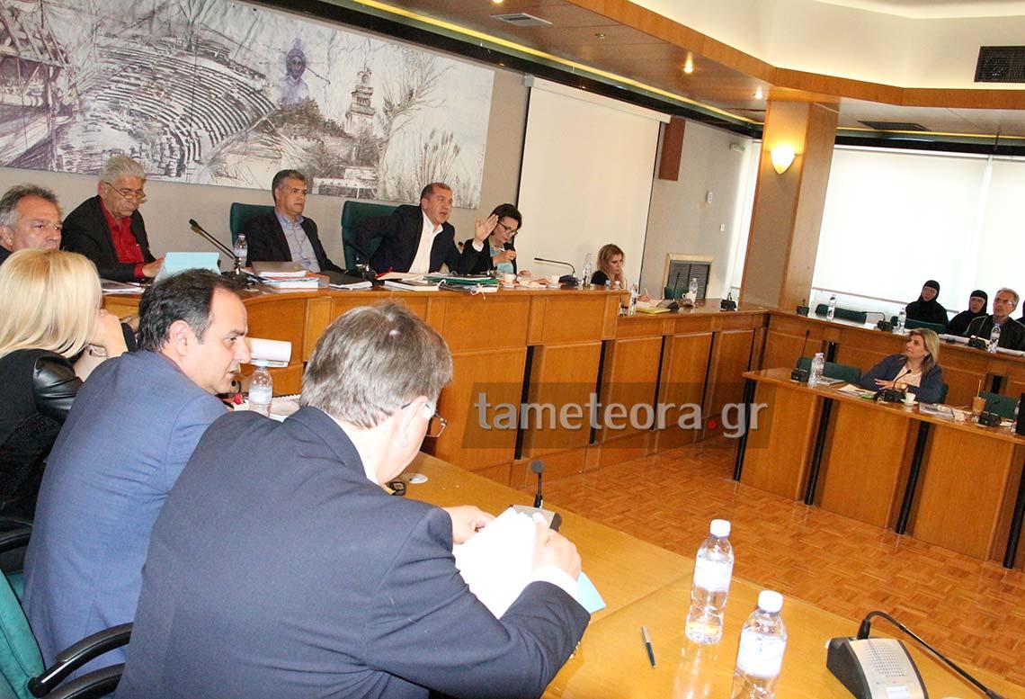 Περιφερειακό Συμβούλιο Θεσσαλίας