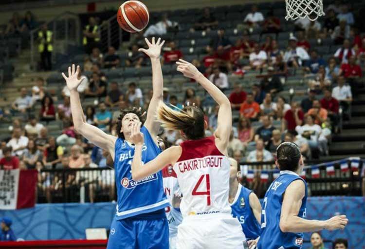 EuroBasket γυναικών