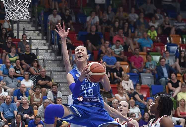 Ευρωμπάσκετ Γυναικών