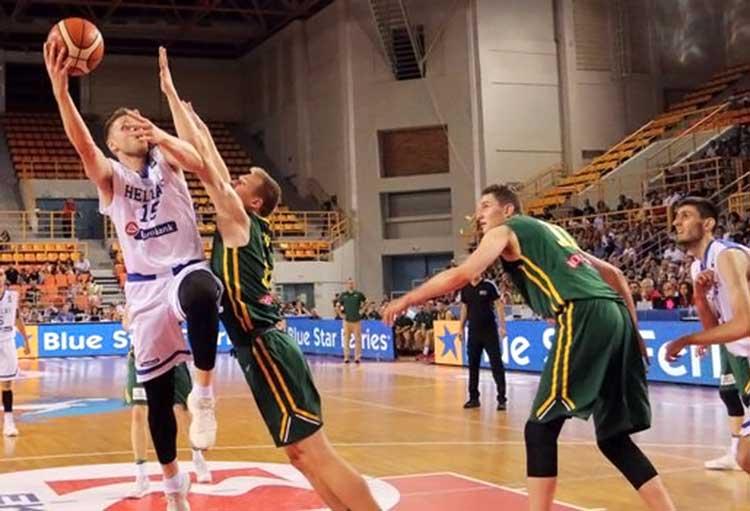 Ευρωμπάσκετ νέων