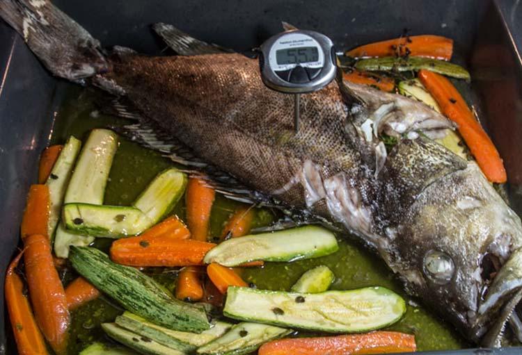 Ψάρι στον φούρνο
