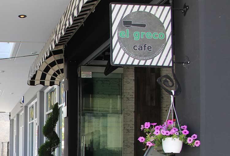 Cafe El Greco