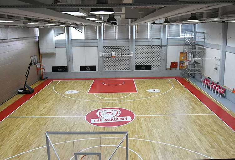 ολυμπιακος μπασκετ ακαδημια