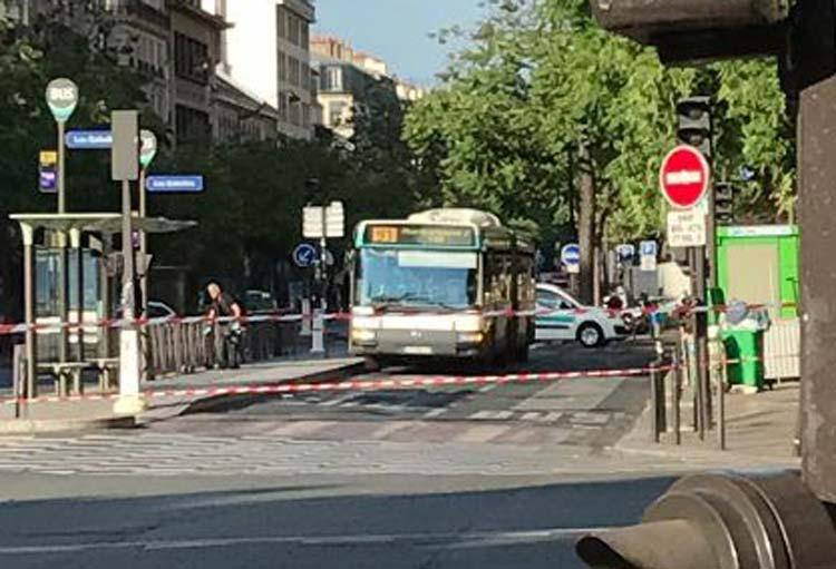 Παρίσι, λεωφορείο