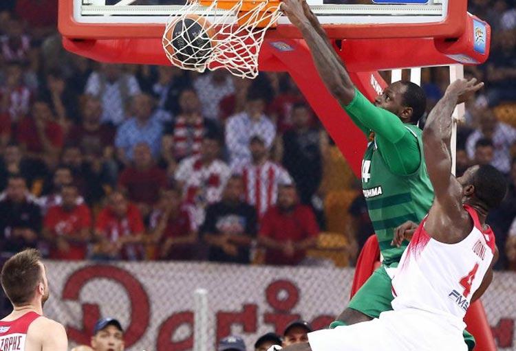 μπάσκετ, Ολυμπιακός - Παναθηναϊκός
