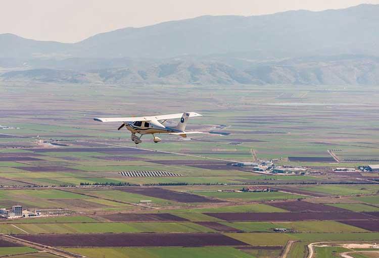 ελαφρύ αεροσκάφος