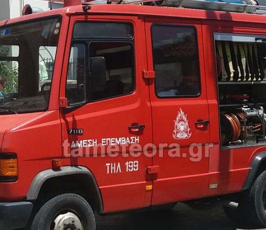 Πυροσβεστική Υπηρεσία Καλαμπάκας