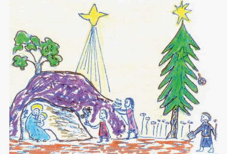 Χριστουγεννιάτικο αφιέρωμα: Τι έγραφαν οι μαθητές του 1ου Δημοτ. Σχολείου  Καλαμπάκας το 1986 στη μαθητική εφημερίδα τους – TaMeteora.gr