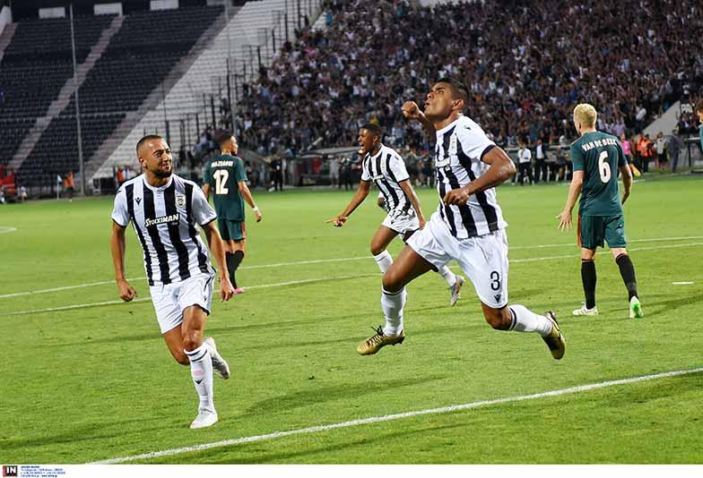 Champions League: Ισόπαλος (2-2) ο ΠΑΟΚ που «κοίταξε στα